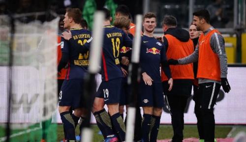 Bundesliga: Medien: Werner will Liverpool anhören