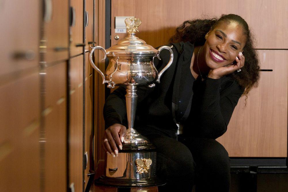 Serena Williams est enceinte