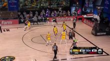 Michael Porter Jr. with a buzzer beater vs the Los Angeles Lakers