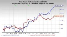 Progressive (PGR) May Earnings Increase, Share Price Up