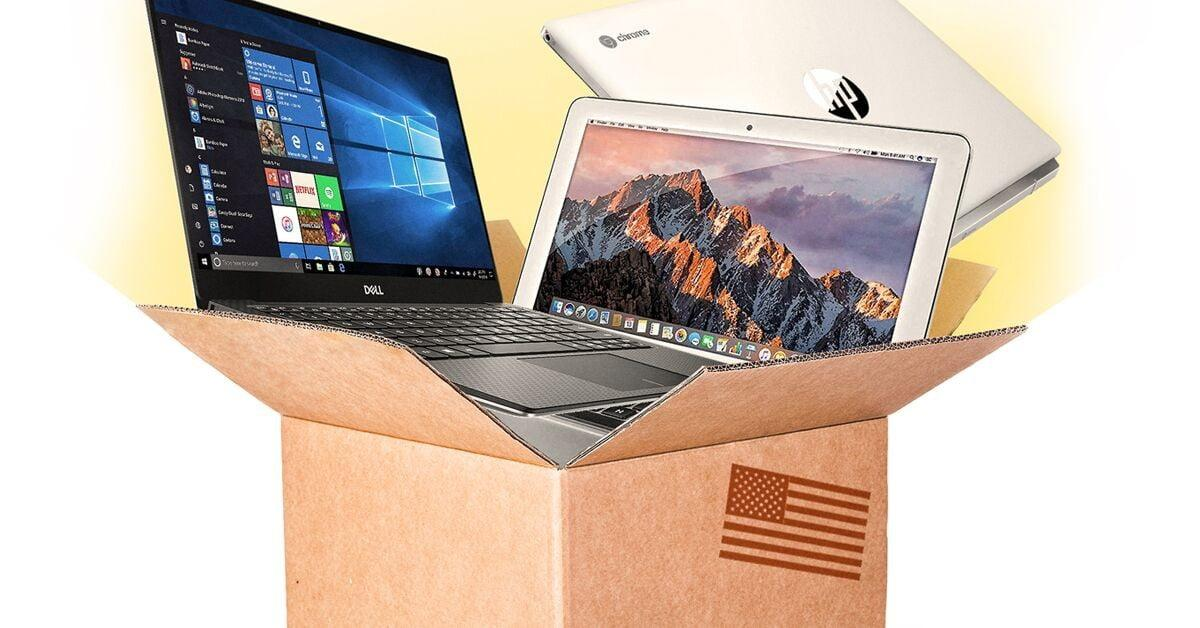 The Best Laptop Deals For Labor Day 2019 Xps Spectre Thinkpad And More