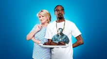 Your TV To-Do List: 'Martha and Snoop,' a new 'Watcher,' and 'The Walking Dead'
