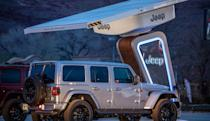 Jeep is installing EV chargers at off-road trailheads throughout the US