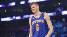 Kristaps Porzingis is still a Knick (for now), which made for a glorious draft night in N.Y.