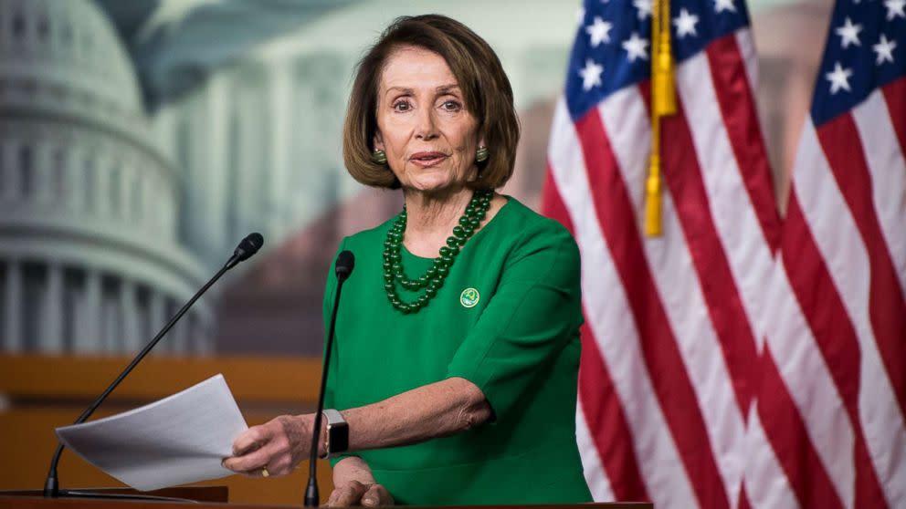 Nancy Pelosi Owns Michele Bachmann On Gay Marriage