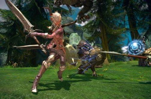 TERA monthly chat talks public previews, PvP, and more