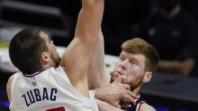 The true origin of Ivica Zubac's viral dunk: Five takeaways from Clippers' win