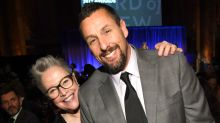 Adam Sandler's 'Waterboy' co-star Kathy Bates consoles him after Oscars snub: 'You was robbed!!'