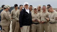 Trump Declares National Emergency To Fund U.S.-Mexico Border Wall