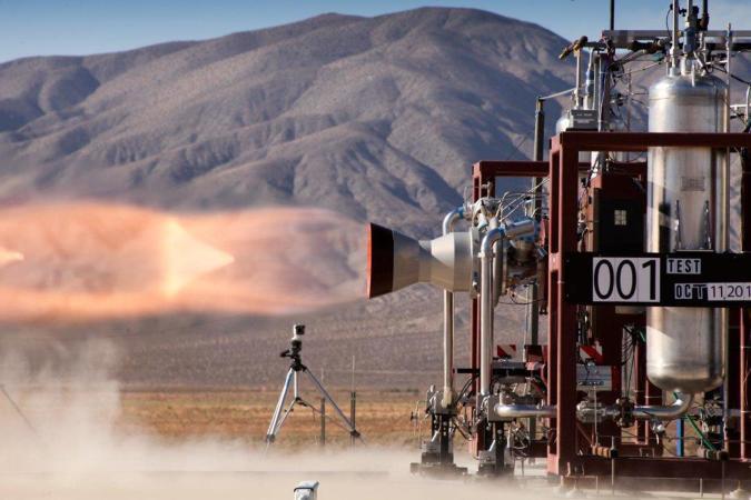 NASA/KSC/Aerojet Rocketdyne