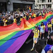 BBC staff can attend Pride parades, director general Tim Davie says