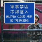 Choreographed clean-up by Chinese soldiers divides Hong Kong opinion