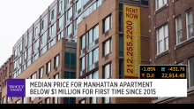 Manhattan apartment under $1 million
