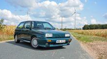 1990 Volkswagen Golf Rallye Road Test | Meeting your hero
