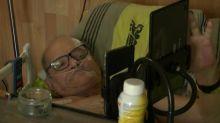En direct sur Facebook, Alain Cocq, malade incurable, se laisse mourir