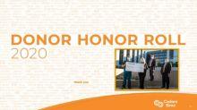 CORRECTING and REPLACING Lisa Detanna and Raymond James Donates to Cedars-Sinai for COVID Relief