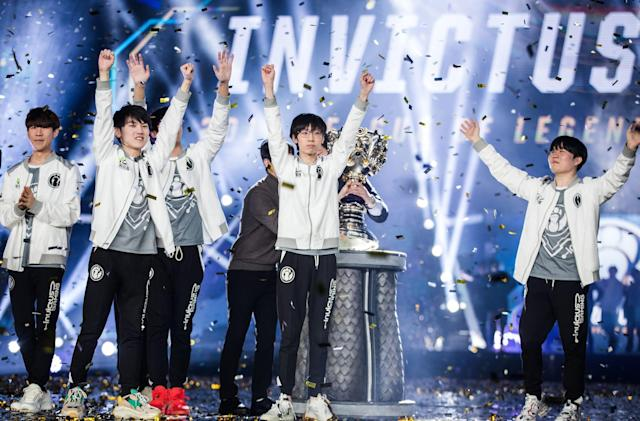 Nike embraces esports with 'League of Legends' sponsorship deal