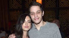 'SNL' Star Pete Davidson Confirms Split from Cazzie David: 'We're Not Together Anymore'