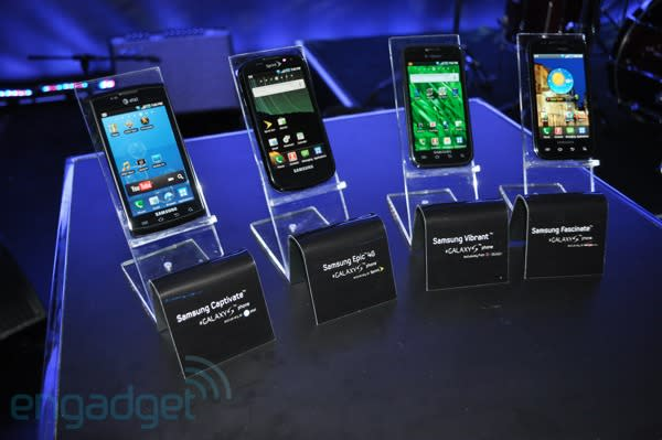 Samsung: 'we are prioritizing our Android platform'