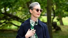 Grey haired celebrities: Sharon Osbourne and Tan France lead the trend