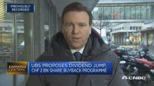 UBS CEO: Wealth management business to grow at double dig...