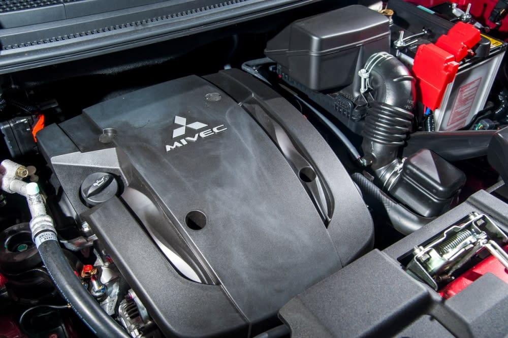 1.5L自然進氣引擎,提供112hp/15kg-m的最大輸出
