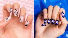 把最愛的品牌做成美甲,這個日本美甲師做的指甲讓她紅到去紐約!
