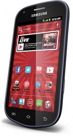 Virgin Mobile reveals Samsung Galaxy Reverb for $250, available for pre-order August 29th (update: first week of September)