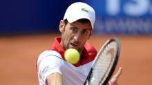 Nadal arranca con triunfo en Barcelona, Djokovic vuelve a decepcionar