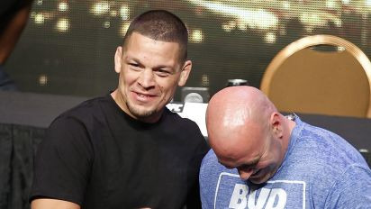 Dana White hints at big fight for Nate Diaz, but it's not Tony Ferguson