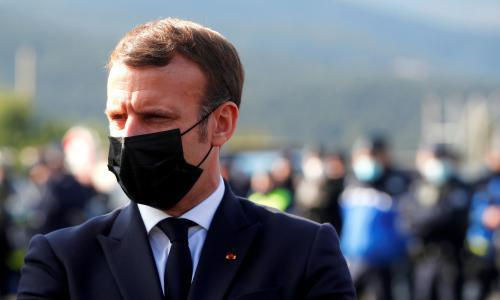 Fanatics have no right to censor critics. But neither does Emmanuel Macron