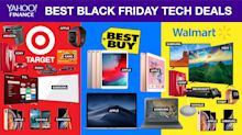 Best Black Friday Tech Deals at Best Buy, Target and Walmart