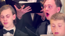 Please do not eat ghost peppers before a choir performance