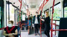 Quanto è sicuro viaggiare sui mezzi pubblici?