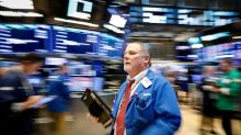 With market on edge, investors look to tech trio