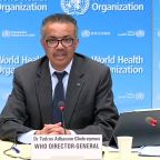 WHO chief: 'The virus remains public enemy No. 1'