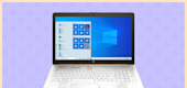 HP 17-inch Touch Laptop. (HSN)