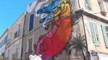 A Nîmes, l'Expo de Ouf ! fait voyager le street-art dans les quartiers de la ville