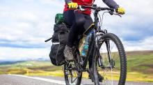 Cure for Cabin Fever? This Guy Biked 4,000 Miles Across Canada