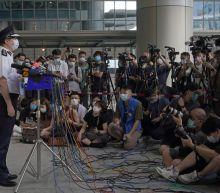 Top Hong Kong national security officer under investigation