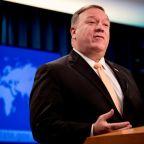 U.S. could rethink Iran sanctions in light of coronavirus: Pompeo
