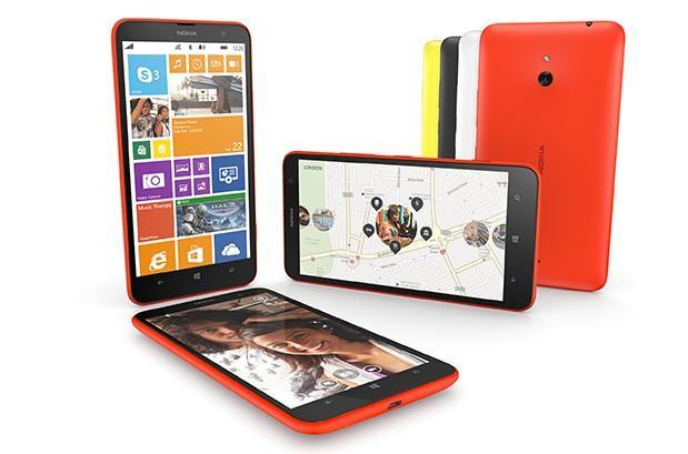 Nokia introduces the Lumia 1320, a mid-range 6-inch handset coming to Europe and Asia