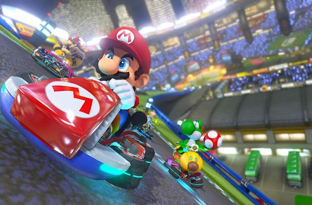 Nintendo to launch NX console in March 2017