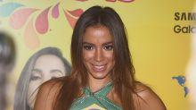 Anitta grava clipe com Ludmilla, acompanhada de Medina, Justin Bieber e Snoop Dogg