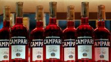 Campari shares rise as investor pushes for drinks group's move to Netherlands