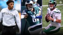 Fantasy Injury Updates: Michael Thomas, Dallas Goedert, Sam Darnold, more impacting Week 7 rankings