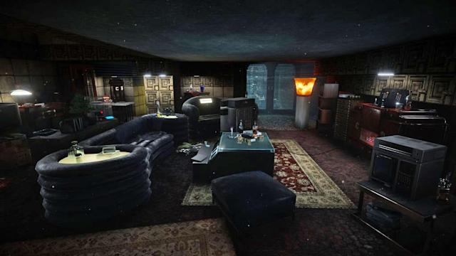 'Blade Runner 9732' recreates Deckard's apartment in VR