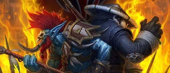 Enter to win Vol'jin: Shadows of the Horde