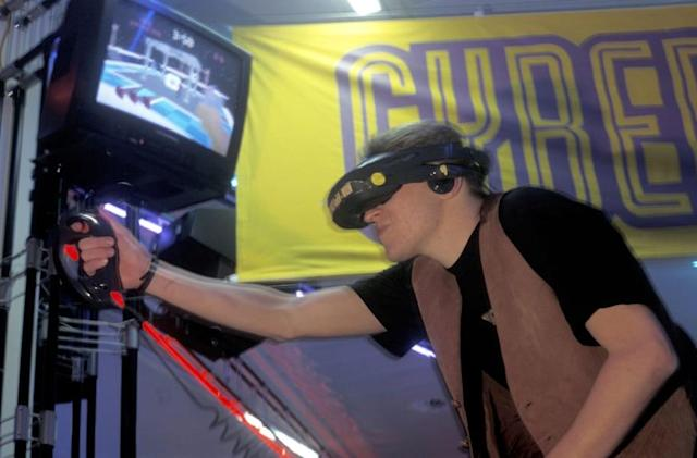 How serious are you about virtual reality?