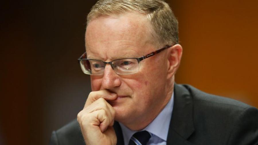 RBA governor 'sighs' over US' lack of budget discipline